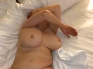 Mom gets into masturbating