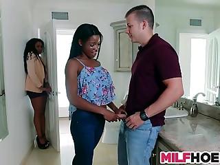 Diabolical Moms Interracial Interaction